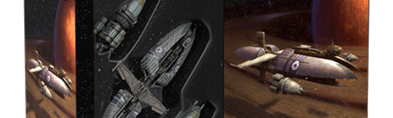 Fantasy Flight Games : Star Wars Armada – Separatist Alliance Fleet Starter