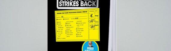 Cromalin Strikes Back : Un nouveau livre sur la réalisation des packaging des figurines Kenner de 1980 à 1982