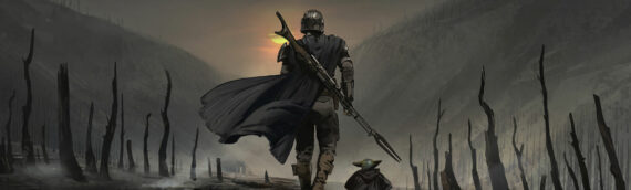 The Mandalorian – Les concepts arts du chapitre 13