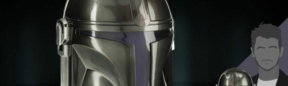 EFX Collectibles –   The Mandalorian Helmet (Season 2) Prop Replica