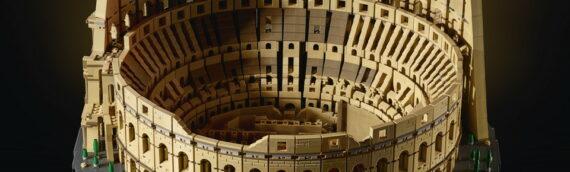LEGO – 10276 Colosseum disponible le 27 novembre