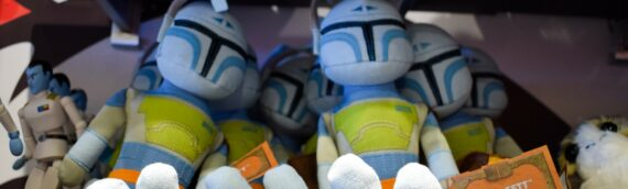 Disney Galaxy Edge – Peluche Boba Fett Holiday Special