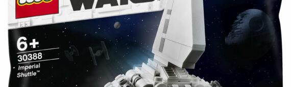 LEGO – Un nouveau polybag Star Wars pour le début d'année