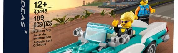 LEGO Ideas 40448 Vintage Car disponible dès maintenant