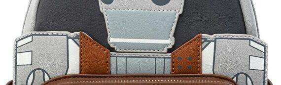 LOUNGEFLY – Le nouveau sac à dos IG-11 & The Child