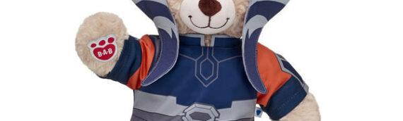 Build a bear : Les vêtements d'Ahsoka pour votre ours en peluche
