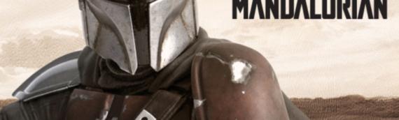 Gentle Giant – The Mandalorian Beskar Pauldron Mini Buste