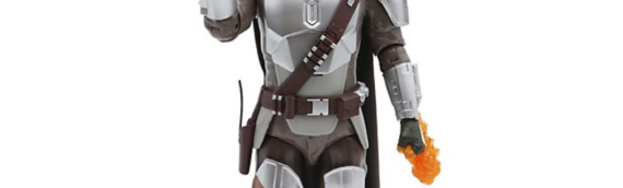 ShopDisney – Figurine exclusive articulée du Mandalorian