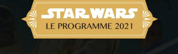 POCKET – Planning des publications Star Wars 2021
