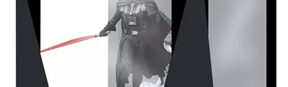 DisneyStore : Darth Vader Diamond Gallery Diorama