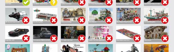 """LEGO dévoile le programme """"BrickLink Designer"""" pour offrir une deuxième chance aux projets LEGO Ideas"""