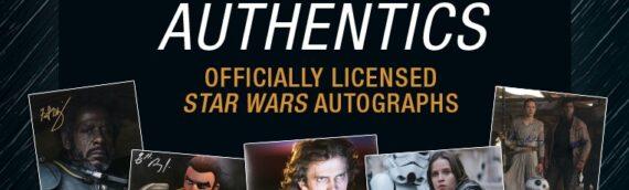 Star Wars Authentics – La fin des photos officielles Star Wars par TOPPS