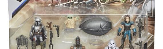 Hasbro – Mission Fleet : 3 nouveaux sets de personnages.