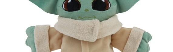 Hasbro : Une nouvelle peluche de Grogu et son landau