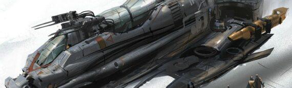 The High Republic : Les concepts arts des vaisseaux de ces nouvelles aventures