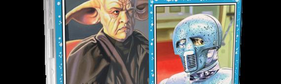 Topps Star wars living set : Un Jedi et un droïde médical pour cette nouvelle semaine