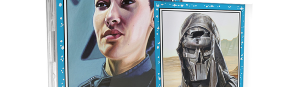 Topps Star wars Living Set : Les deux nouveaux personnages de cette semaine
