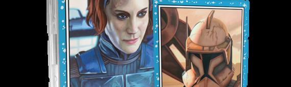 Topps Star wars living Set : Les deux nouvelles cartes de la semaine