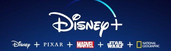 Disney + : Des nouveautés en 2021 !