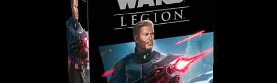 Fantasy Flight Games – Legion : 2 nouveaux personnages vont venir intégrer vos troupes
