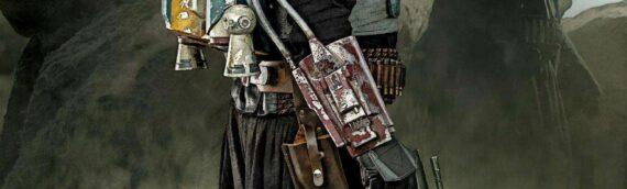 Trends : Une affiche de Boba Fett vu dans The Mandalorian