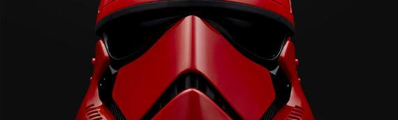 HASBRO – Le casque du Captain Cardinal The Black Series est disponible chez Zavvi