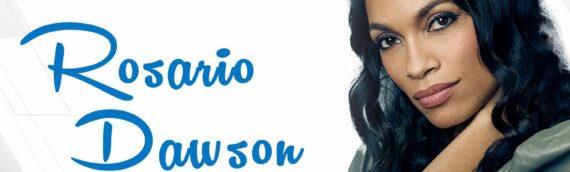 Star Wars Autograph Universe – Rosario Dawson en signature !!!