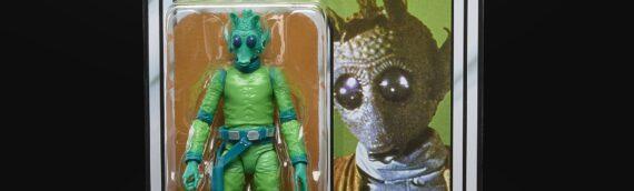 HASBRO lève le voile sur les premières figurines de la gamme 50ème anniversaire de Lucasfilm