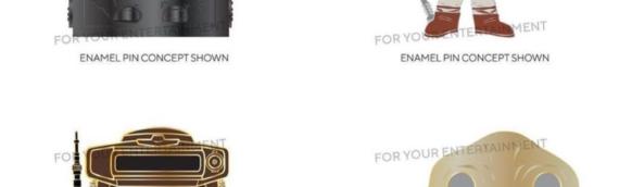 FUNKO – Nouvelle série de Pins POP spécial Jabba Palace