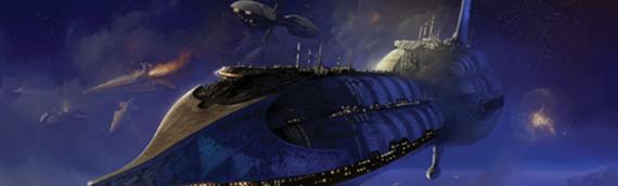 """Star Wars Armada – """"Invisible Hand"""" et le Destroyer Séparatiste débarquent dans le jeu"""