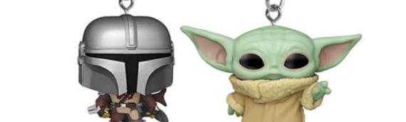 Funko: De nouveaux porte-clés Star Wars Pop!