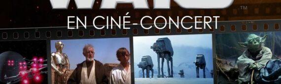 Concert Star Wars : Report des deux concerts prévus à Marseille