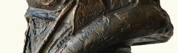 """Cédric Delsaux : Réalisation d'une sculpture en bronze  """"Unburied Trooper"""""""