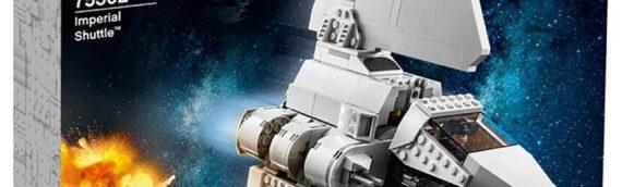 LEGO Star Wars – 3 nouvelles boites disponibles en mars