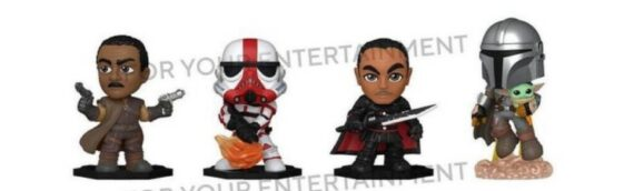 "Funko Mystery minis : Une nouvelle collection ""The Mandalorian"""