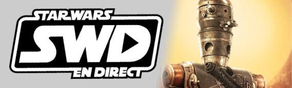 Star Wars en Direct – Les droïdes IG ?