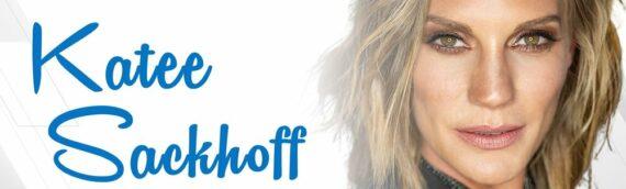 SWAU : L'actrice Katee Sackhoff en dédicace