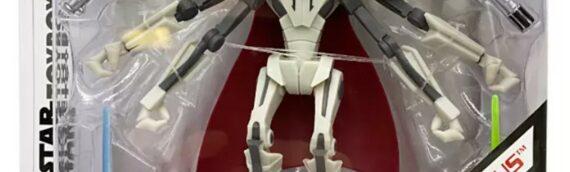 Shop Disney – Toybox : Grievous et le Stormtrooper font leur entrée dans la collection