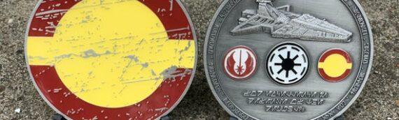 """Ryloth Relics : Un nouveau coin """"Republic Navy Challenge"""""""