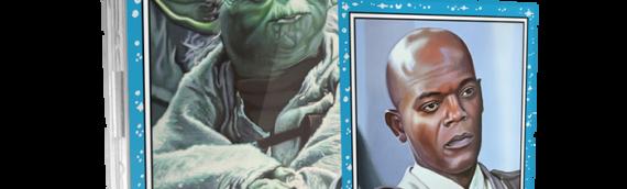 Topps Living Set – Faite place à Maitre Windu et Maitre Yoda
