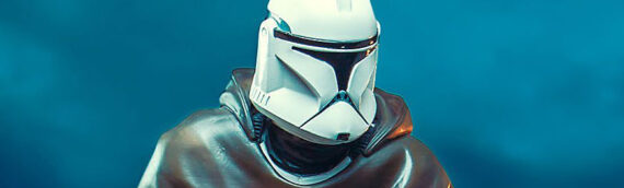 Gentle Giant : La statue du Clone Trooper Hawkbat Battalion se dévoile