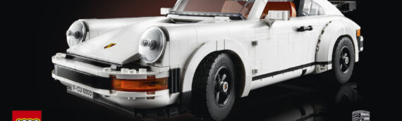 LEGO – 10295 PORSCHE 911 TURBO et 911 TARGA