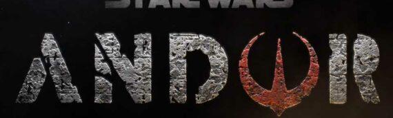 Star Wars Andor: Des images des décors extérieurs