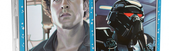Topps Star wars Living Set : Les deux nouvelles réalisations de Kris Penix