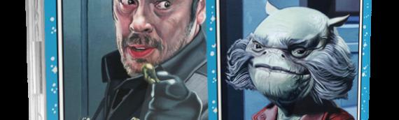 Topps Star wars Living Set  : Deux personnages secondaires pour cette nouvelle semaine