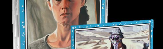 Topps Star wars Living Set : Les deux nouvelles cartes nous replongent dans la menace fantôme