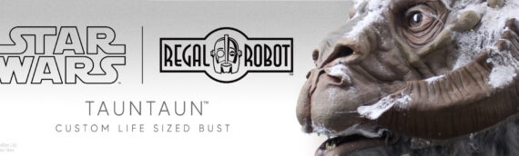 Regal Robot : TaunTaun Life-sized Buste