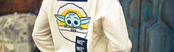 """DISNEY – Nouvelle collection de vêtement spécial """"The Child"""" en exclu dans les parcs Disney"""