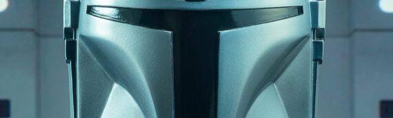 "Gentle Giant – Buste Legend In 3D ""The Mandalorian Beskar Armor"" en version de production"