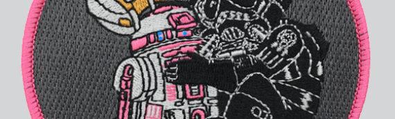 """R2KT : Réédition du patch """"Droids Need Hugs"""" avec le pilote TIE"""